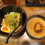 11181993 - つけ麺  極太麺 \800