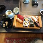 いまり海の郷 玄海丸 - すし定食