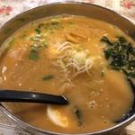 たんぽぽの詩 - 料理写真:ごまみそ(800円)