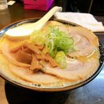 鐵 - ◆味噌チャーシュー麺(太麺) 1,080円(税込み)