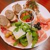 ティアブランカ - 料理写真:前菜盛り合わせ