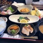 鯉太郎 - 料理写真:昼定食950円