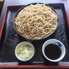 讃岐庵 - 料理写真:もりそば