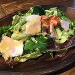 ママトコキッチン カフェレストラン - サラダ