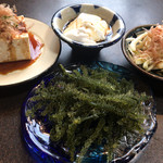 小桜 - 小桜(海ぶどう、島豆腐、じーまみー豆腐、島らっきょう)