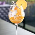 オレンジマンゴーパルフェ