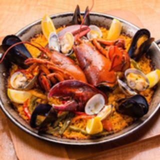 濃厚な味のオマール海老