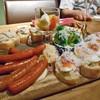 レコルタ カーブドッチ - 料理写真:オードブル盛り合わせ(5人分)