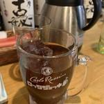 なでしこ食堂 - ランチはホットコーヒーorアイスコーヒー付き