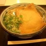 丸亀製麺 - きつねうどん