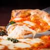 ピッツアパッツア - 料理写真:マルゲリータのチーズ