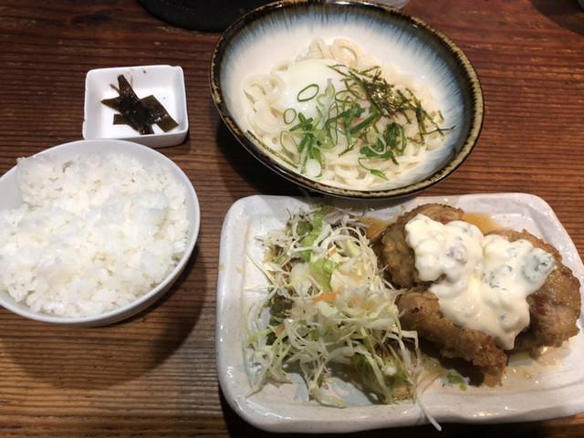 うどん屋 米ちゃん(こめちゃん)>