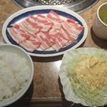 焼肉のバーンズ - 料理写真: