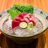 bodai - 料理写真:紀州勝浦産 生まぐろ刺身