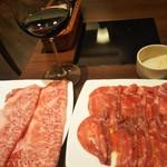 ワインと美味しい一人鍋 アスペルジュ - 追加のお肉