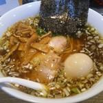 口福 - 料理写真:鶏スープ 醤油らーめん(税込650円)