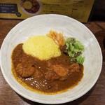 SPICY CURRY 魯珈 - 辛口!鶏手羽コルマ