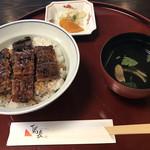 Hitsumabushibinchou - うなぎ丼ランチ