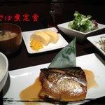 Ni-Yon - さば煮定食