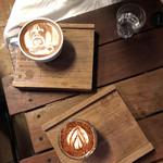 Ristr8to Coffee - ドリンク写真: