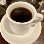 5デイズコーヒー - 食後のコーヒー