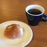 白馬ハイランドホテル - パン・コーヒー