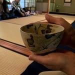111853534 - 相方の抹茶茶碗