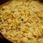 マツシマ - 料理写真:炒飯