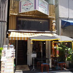 大阪カオマンガイカフェ - お店 外観