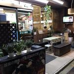 オムニ食堂 - 外観写真:お店の外観