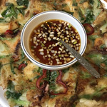 オムニ食堂 - 料理写真:海鮮チヂミ