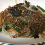 オムニ食堂 - 料理写真:チャプチェ