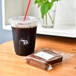 ショウゾウ コーヒー ストア - コーヒー(COLD)S size@450円