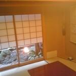 なかむら - 部屋の掛軸