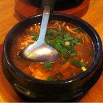 11187780 - 辛いスープ