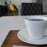 111874183 - ブレンドコーヒーです。