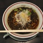 111876934 - 「担々麺黒ゴマ」