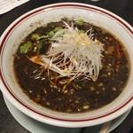 111876951 - 「担々麺黒ゴマ」