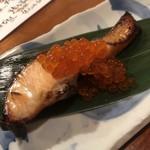 111877901 - 鮭の西京親子焼き