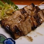 とんちゃん - 豚バラ串