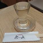 個室接待・打ちたて蕎麦 永山 -
