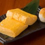 「日本一こだわり卵」の出汁巻き玉子