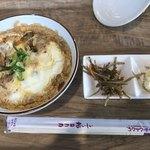 クックチャム - 料理写真:親子丼=500円 税込