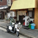 上本町やまがそば - 店 外観の一例 2019年07月