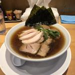 麺屋 薫風 - 特製大山鶏中華そば
