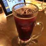 旨唐揚げと居酒メシ ミライザカ - 赤玉パンチソーダ