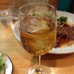 コシード - マスカットのワインです。