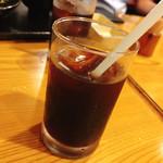 輪囲輪囲酒場 熱心 - アイスコーヒー