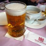 ビヤステーション恵比寿 - 生ビール