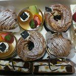 11190876 - ケーキ詰め合わせ